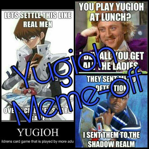 The Great Yugioh Meme Off Duel Amino