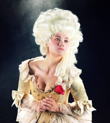 historically accurate belle edition disney amino women in 18th century also wore their hair in huge elaborate hairdos often these hair styles were wigs and the hairstyle was always powdered white