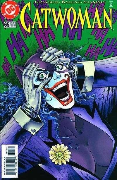Catwoman and The Joker?   Harley Quinn Amino