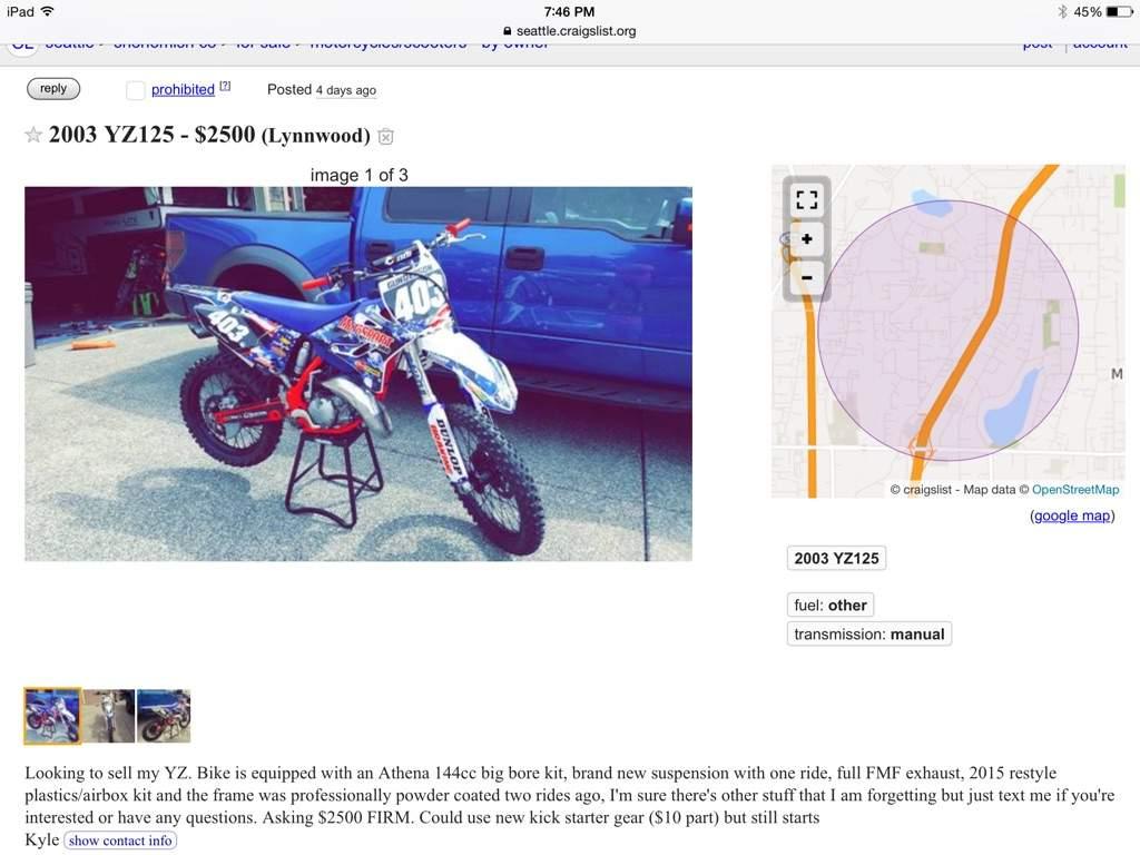Should I Buy This 2003 Yz125 | Motorcycle Amino Amino