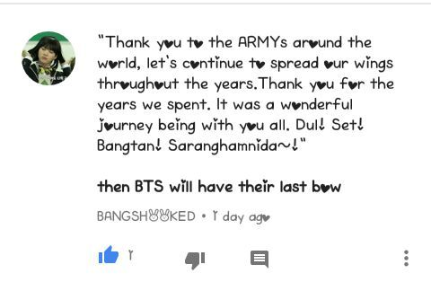 What If BTS will come to an END? 💔 | ARMY's Amino