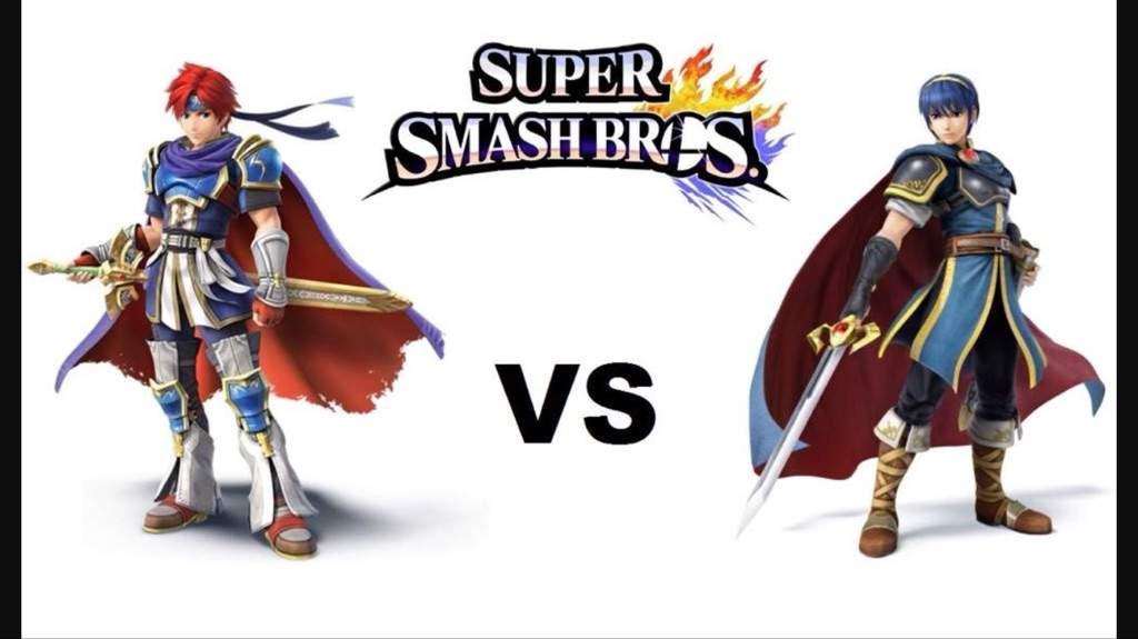 Is roy a clone of marth? | Smash Amino