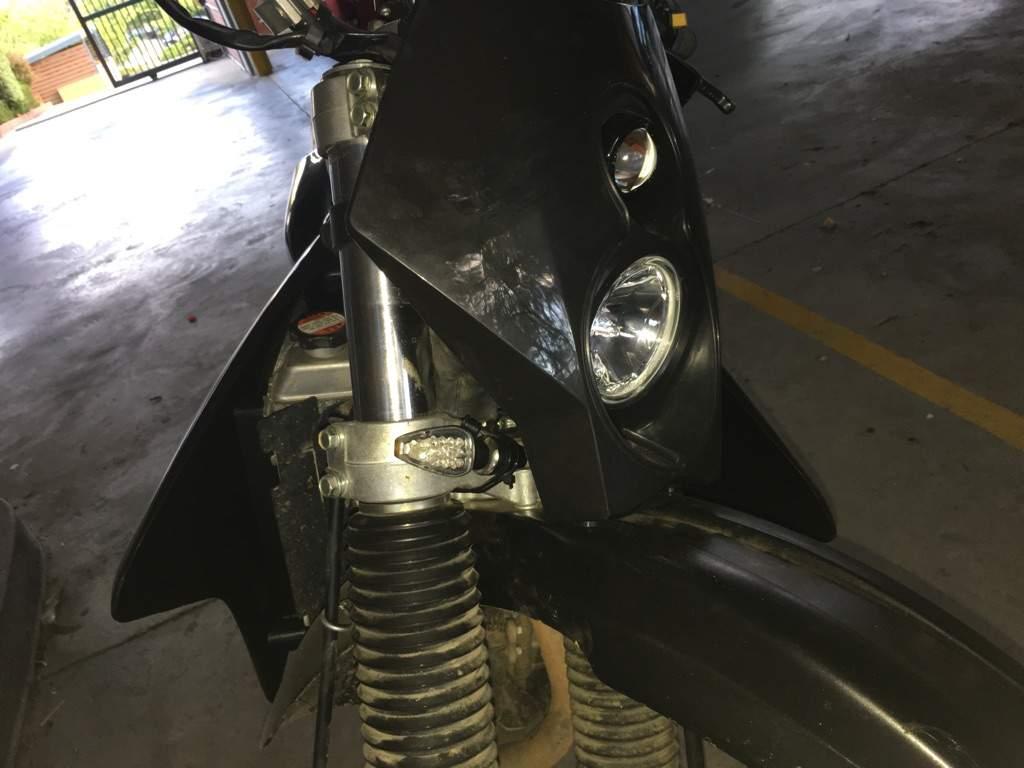 Need Advice DRZ400 LED INDICATORS | Motorcycle Amino Amino