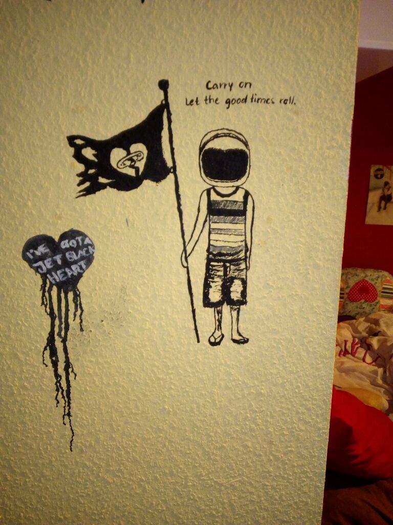 My wall | 5SOSFAM Amino