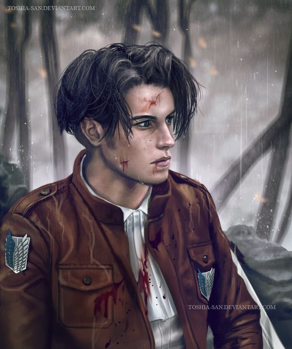 Real Life Version Of Levi