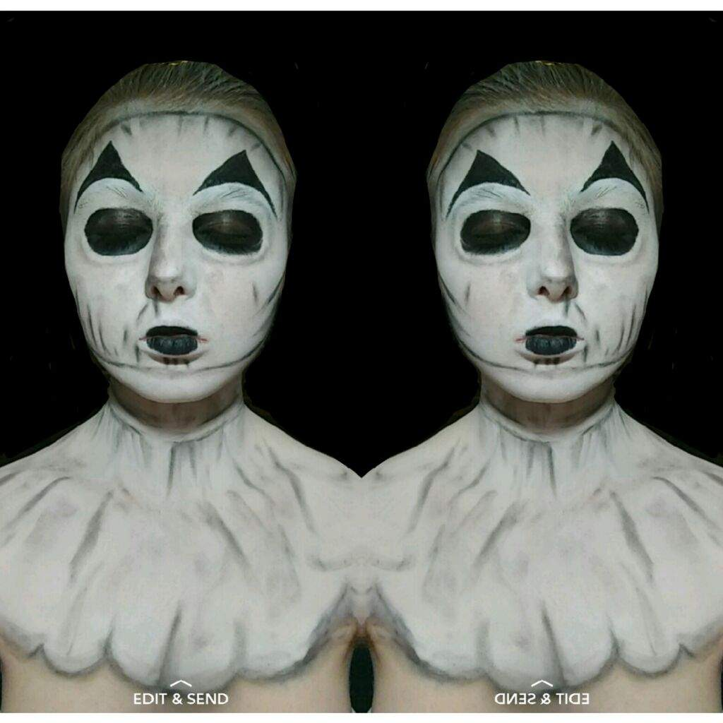 Twins From Miss Peregrine S Home For Peculiar Children Special Effects Makeup Amino
