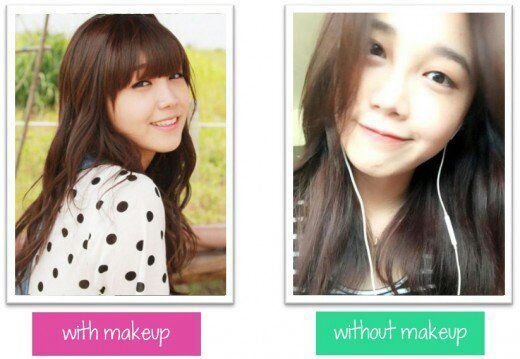 Top 10 Most Beautiful K Pop Idols Without Makeup Iu Lee Ji Eun 아이유 Amino