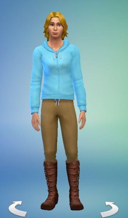 Botw Link Zelda The Sims 4 Zelda Amino