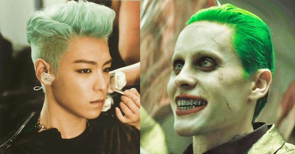 Netizens Discover Top Was The Inspiration Behind Jared Letos