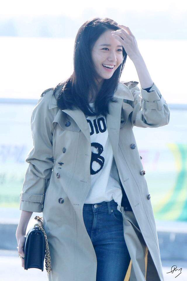 170228 Yoona Incheon Airport Girls Generation 소녀 시대 Amino
