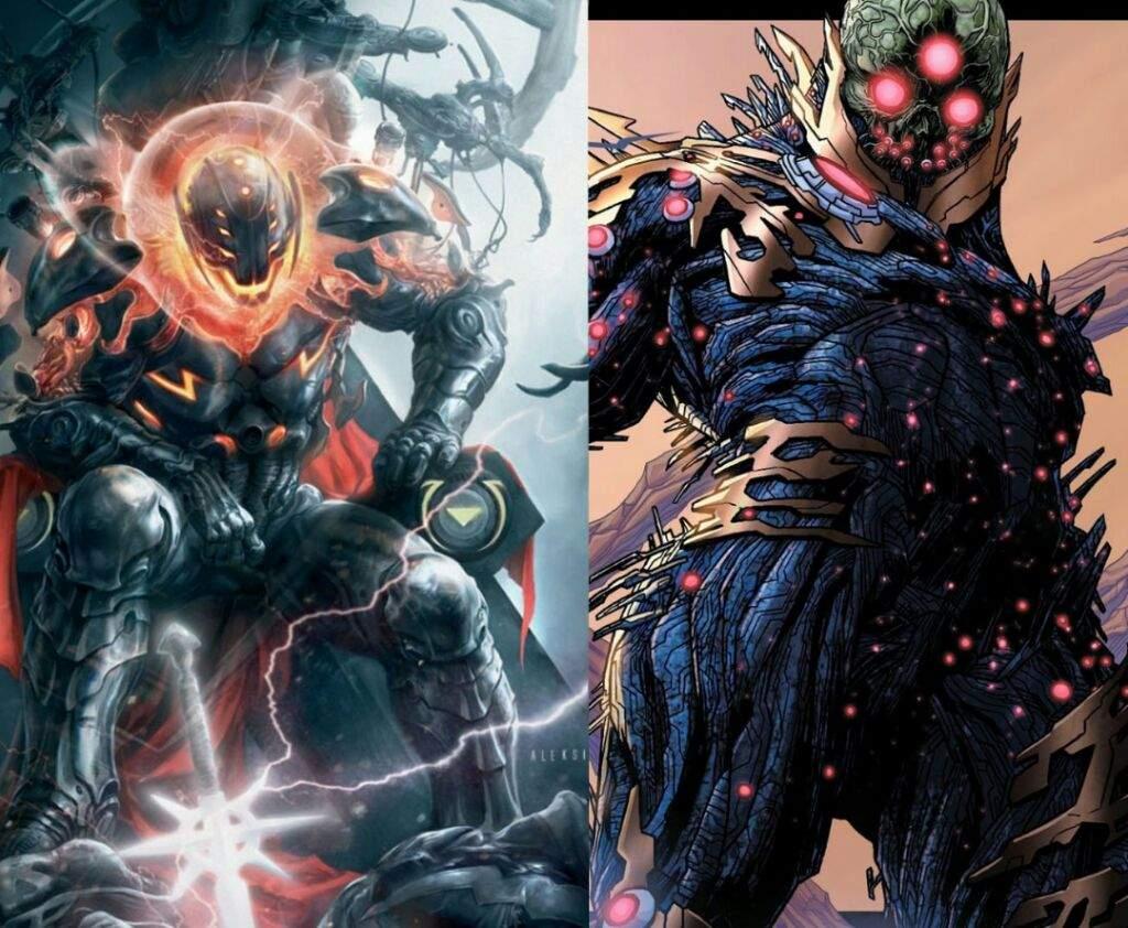 Marvel vs DC ,heroes that look alike: part 2   Comics Amino