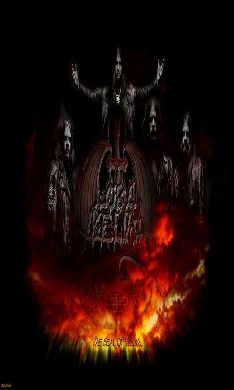 Fondos De Pantalla Para Tu Celular De Black Metal •Metal