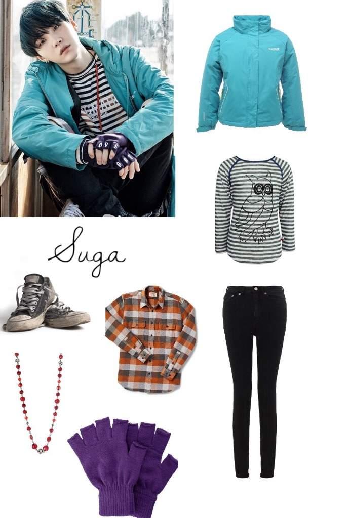 BTS Spring Day (ubd04ub0a0) Lookbookud83eudd8b | Korean Fashion Amino