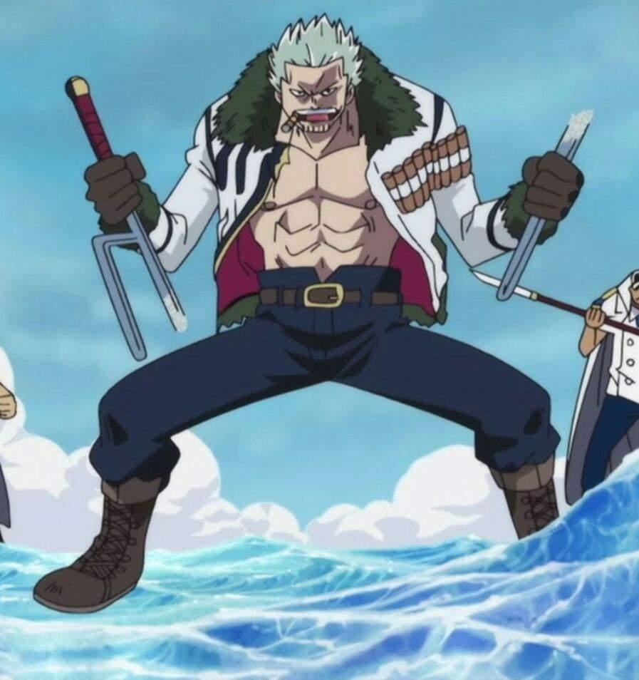 Weekly poll battle #2 SANJI VS SMOKER   One Piece Amino