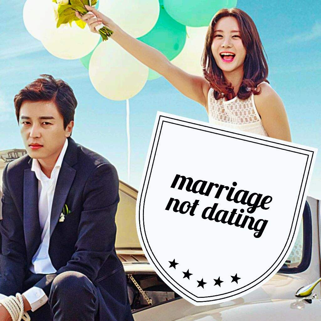 Married not dating korean drama