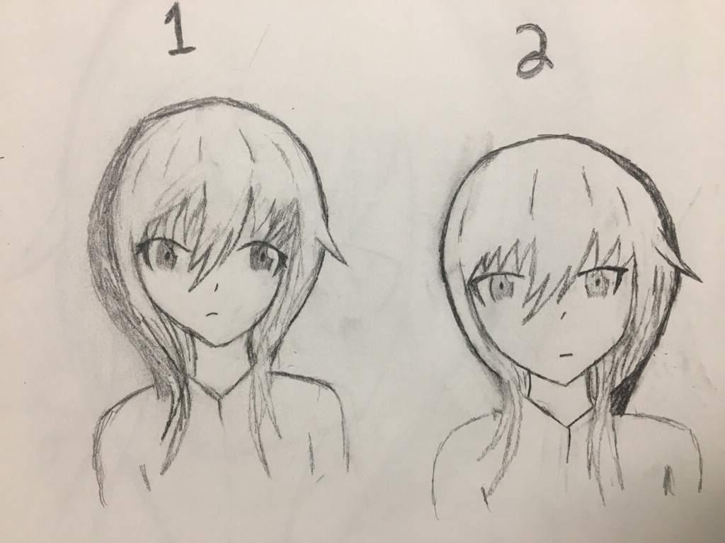 Oc Drawing Ideas Anime Amino
