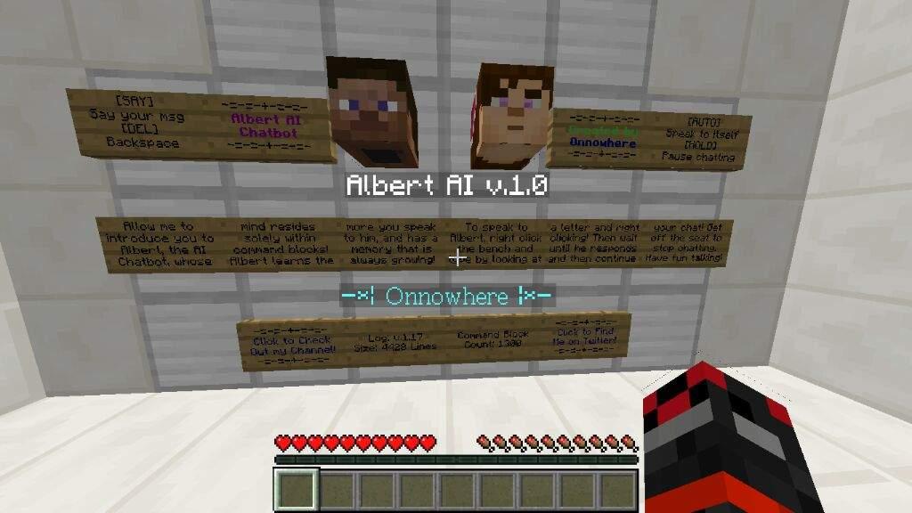 MINECRAFT A I | Minecraft Amino