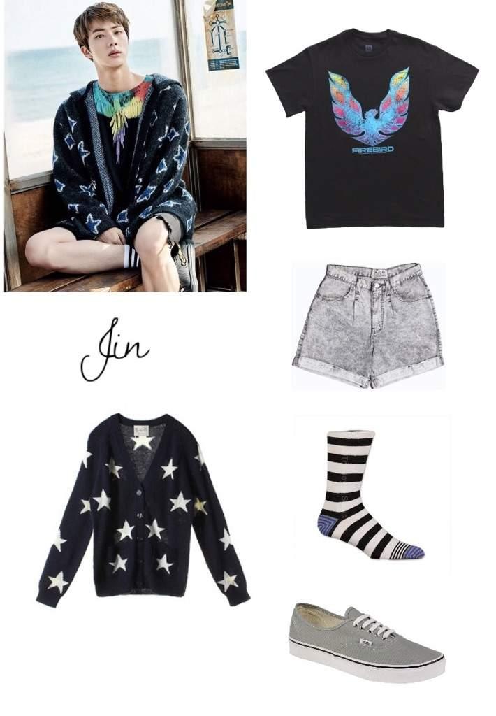 BTS Spring Day (ubd04ub0a0) Lookbookud83eudd8b   Korean Fashion Amino