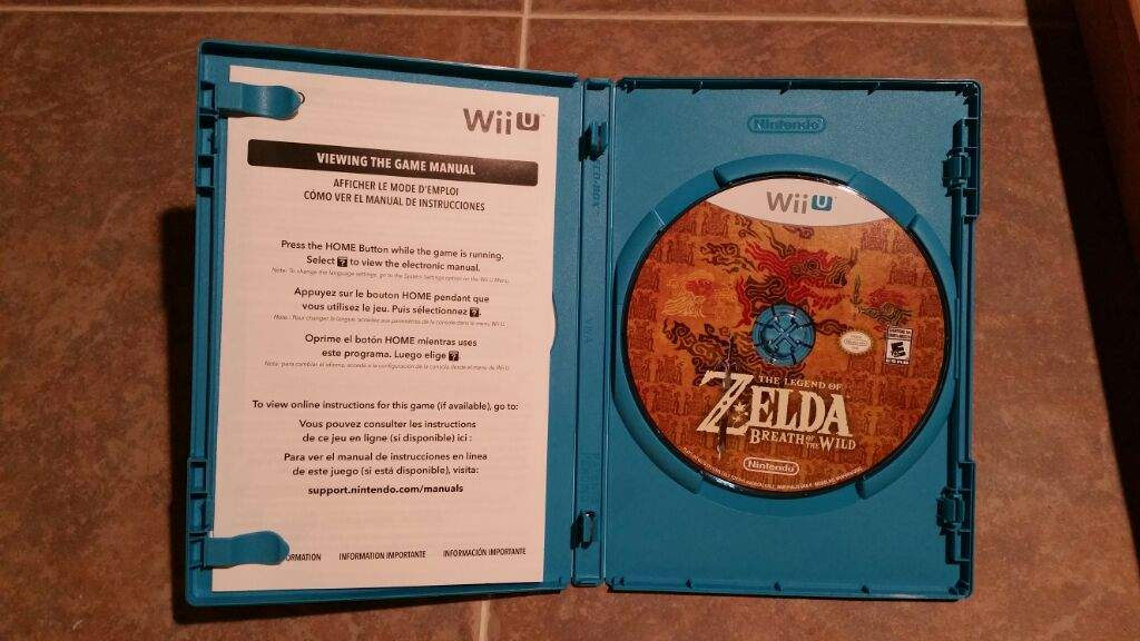 I Finally Got Breath Of The Wild Video Games Amino