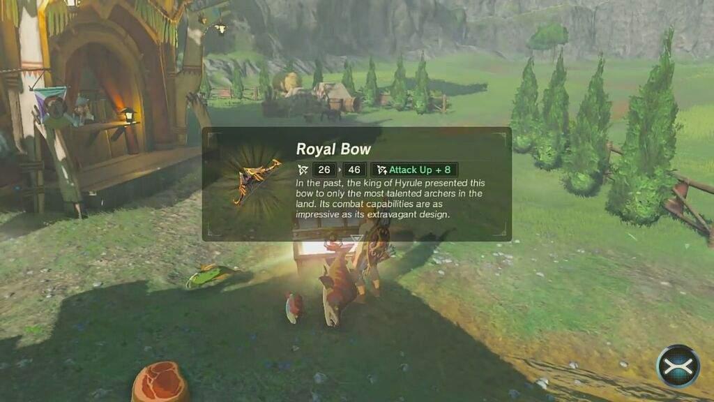BotW Amiibo | Archer Link | Zelda Amino