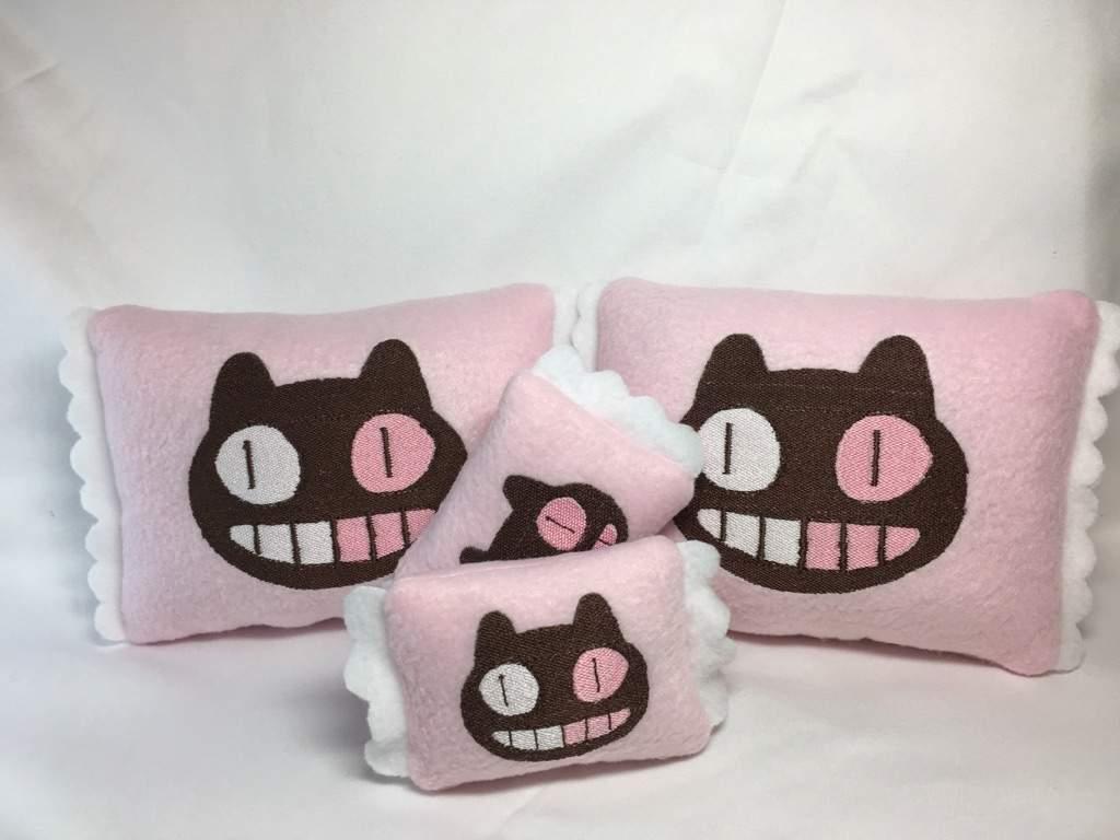 Steven Universe Cookie Cat Plushies