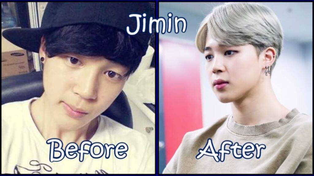 Aoa jimin before and after plastic surgery