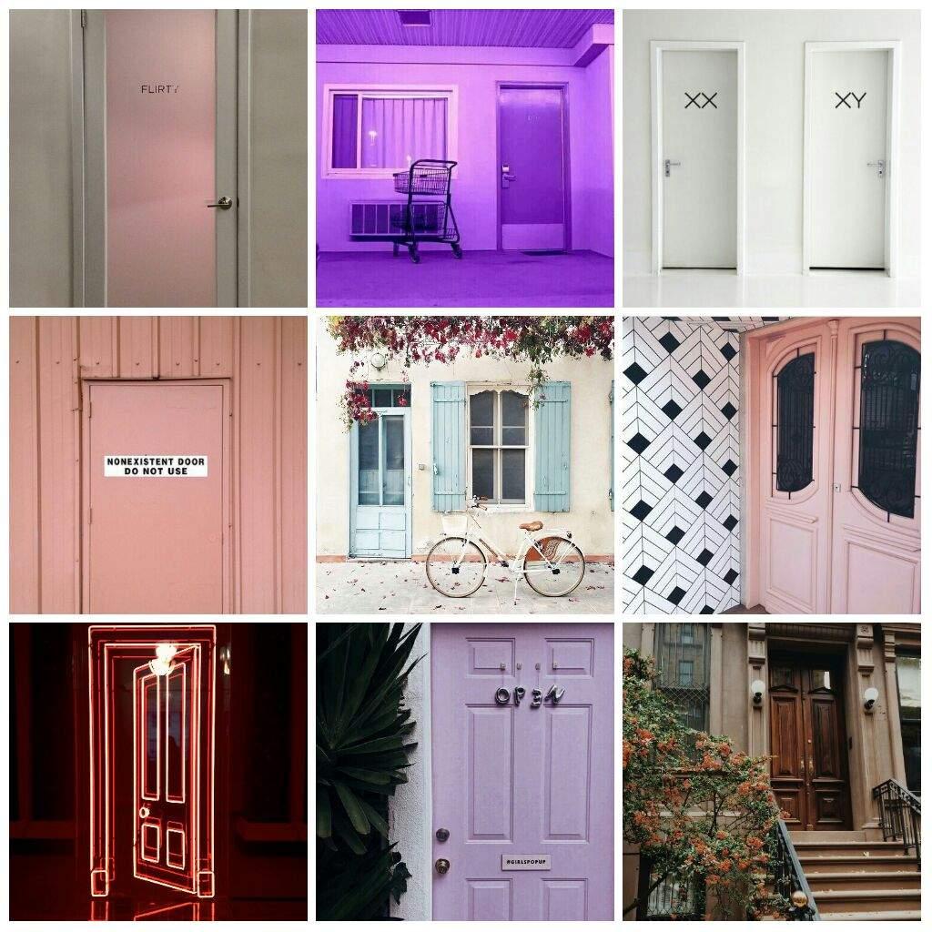 Pick a door. & ? NCT Dating Door Game ? | NCT (???) Amino