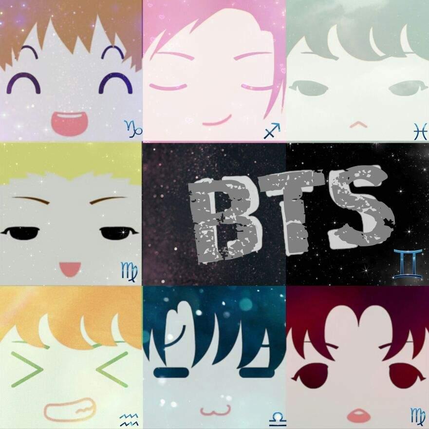 BTS Zodiac sign | ARMY's Amino