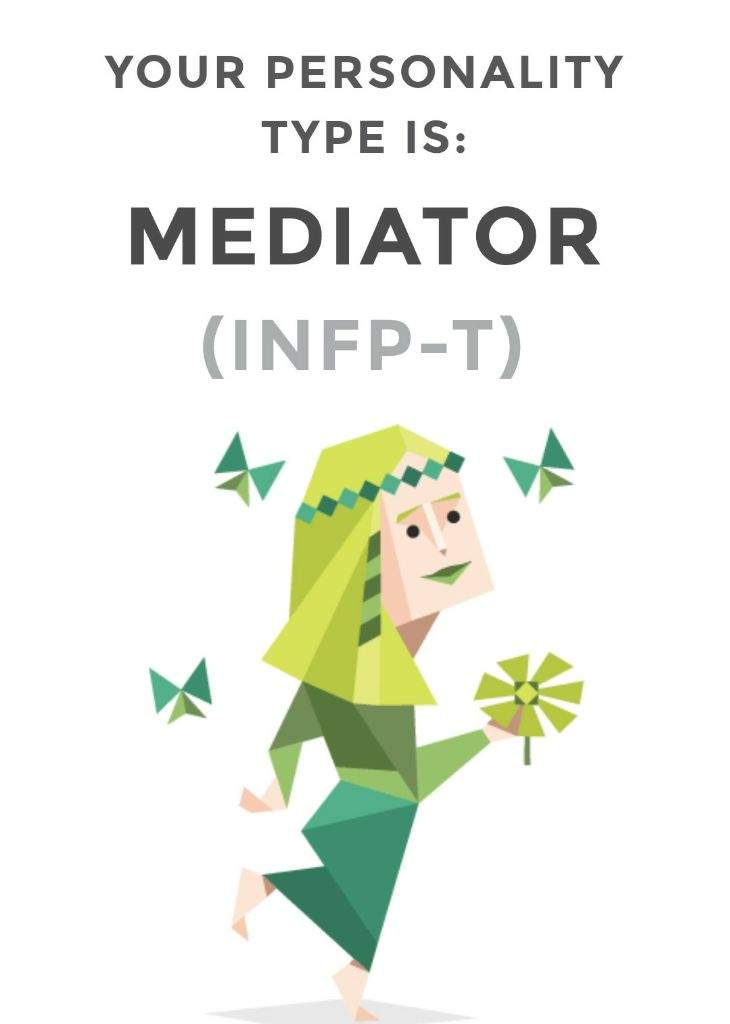 the mediator personality type