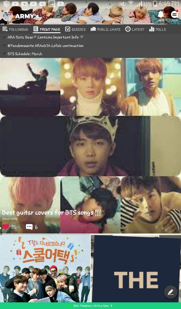 Best guitar covers for BTS songs !!! | ARMY's Amino
