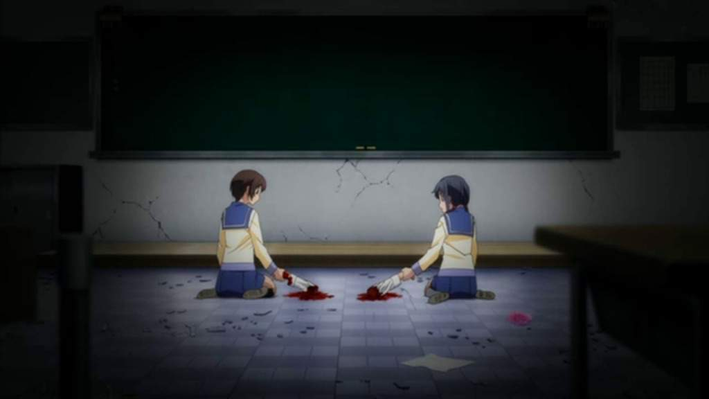 Satoshi Didnt Die As Soon As You Think Corpse Party Anime