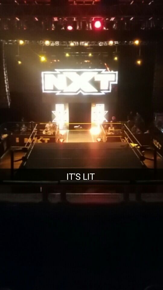 nxt cleveland wrestling amino