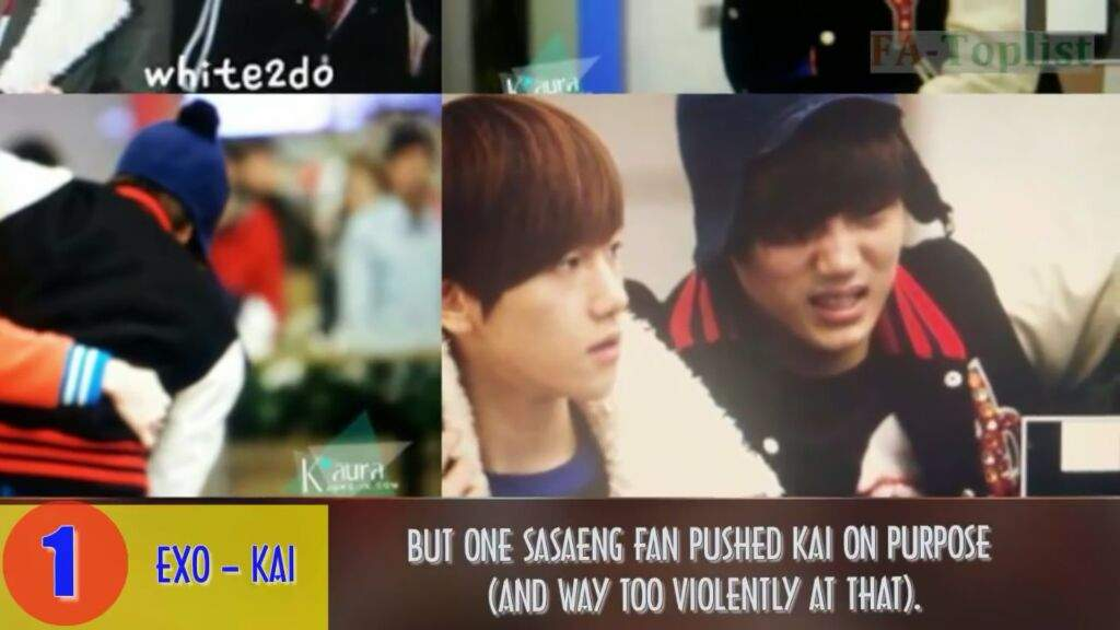 Craziest things sasaeng fans did | K-Pop Amino