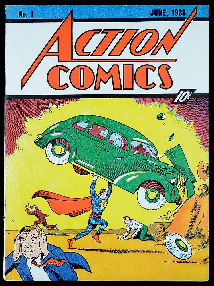 5 razones para respetar a superman | 「 • DC Universe • 」 Amino
