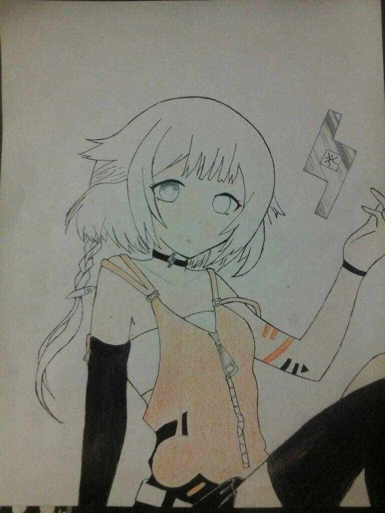 Dibujo•| ♢ONE/CeVIO♢ | •Anime• Amino