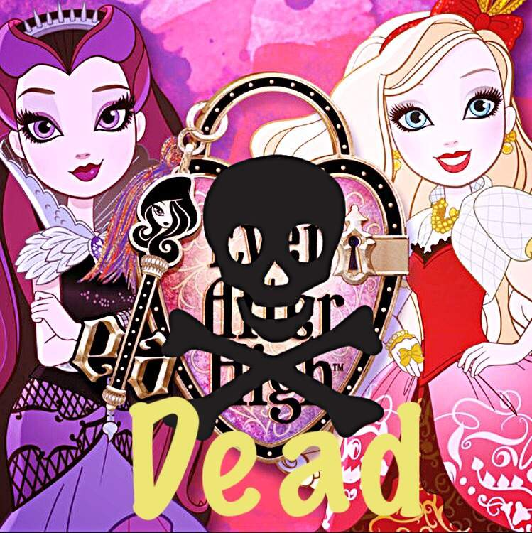 Ever After High Is Dead Cartoon Amino