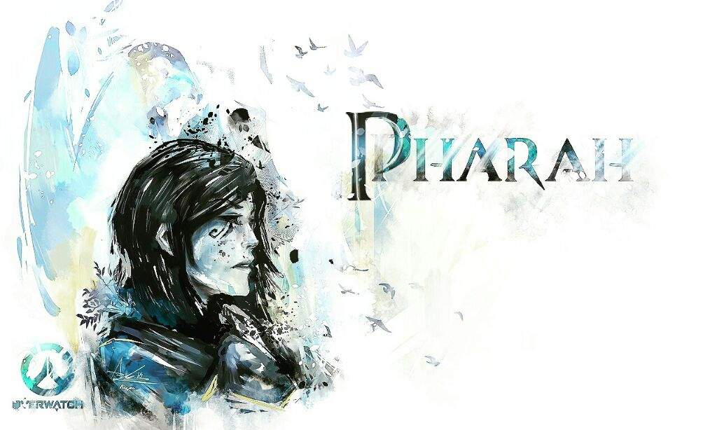 Pharah Sketch And Wallpaper Overwatch Amino