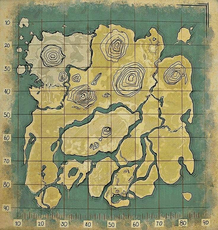 ARK Island info | ᴀʀᴋ ʀᴏʟᴇᴘʟᴀʏ Amino