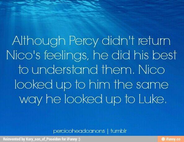 Luke Loves Percy Fanfiction
