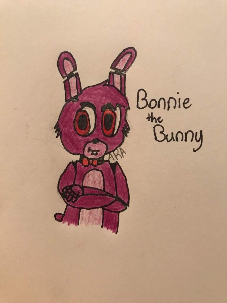 Five Nights At Freddy's Bonnie Animated bonnie bunny (animated) | five nights at freddy's amino