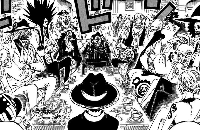 نتیجه تصویری برای one piece manga