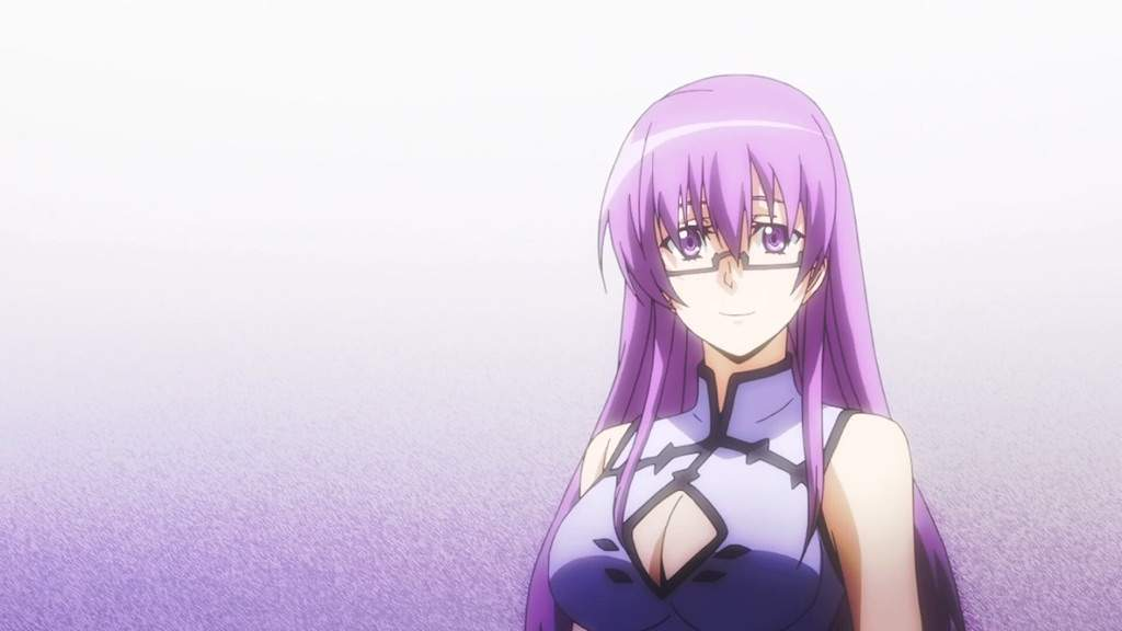 purple hair anime girls anime amino