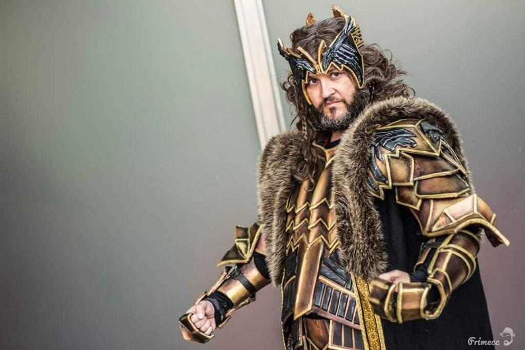 Thorin Oakenshield Armor