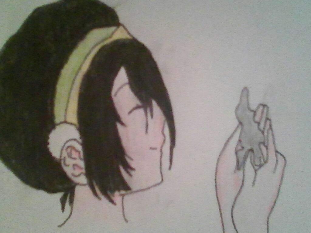 Toph Metalbending REBOOT | Avatar Amino