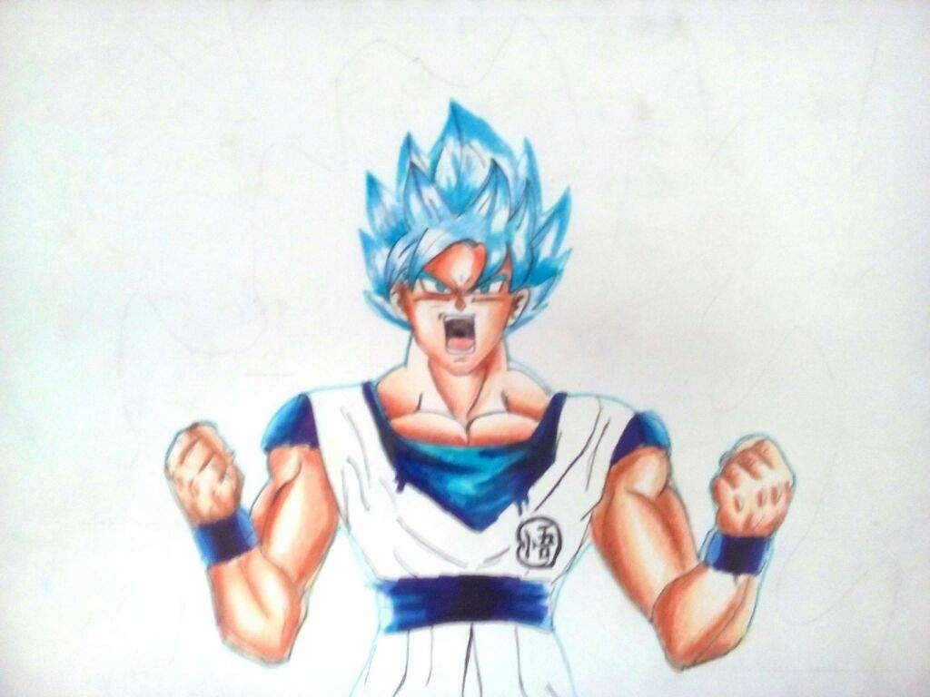 Imagenes De Dragon Ball Z Para Dibujar A Lapiz A Color
