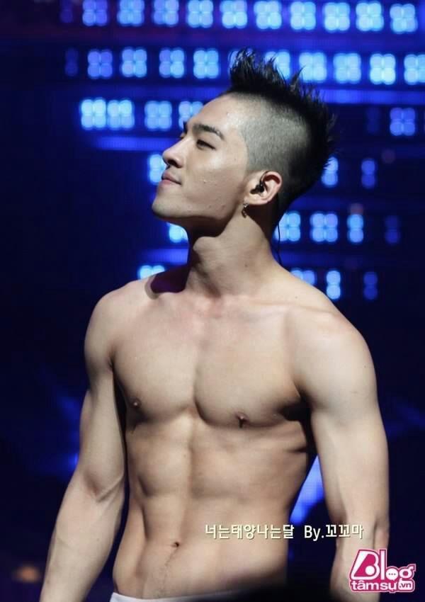 10 Sexy Shirtless Korean Men To Help You Get Through The
