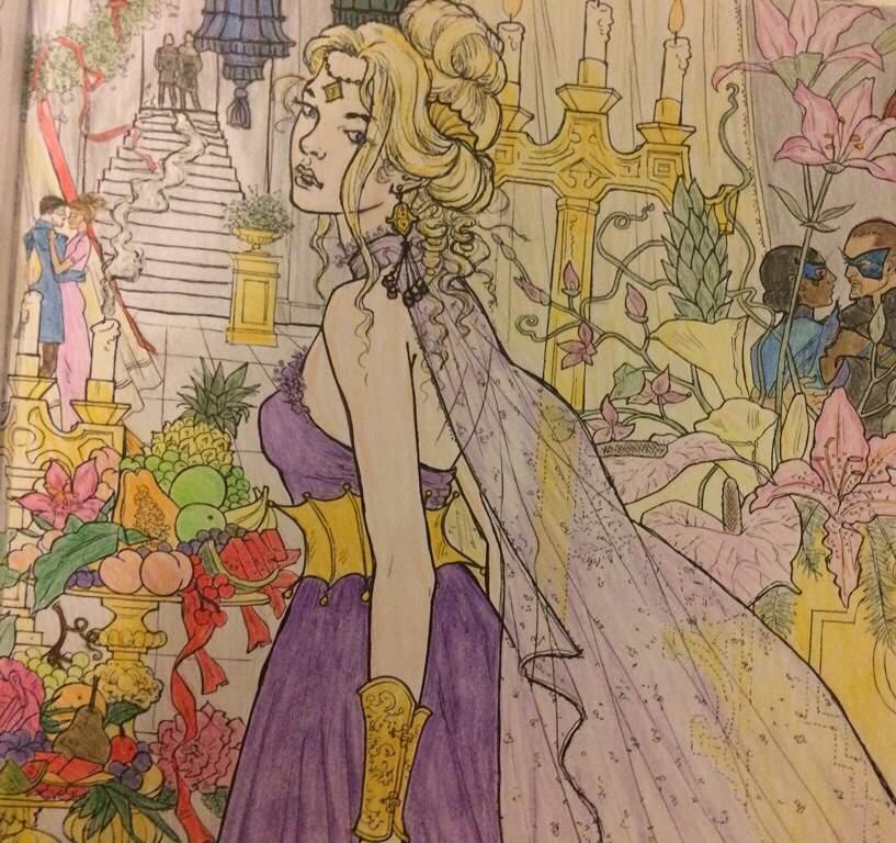 Coloring Page Sarah J Maas Amino