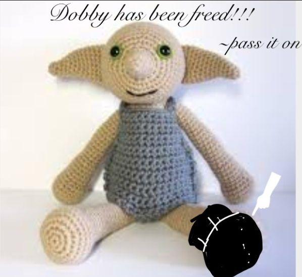 Dobby Is A Free Elf Harry Potter Amino