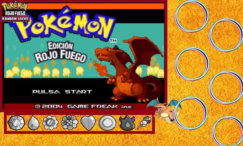 pokemon edicion rojo fuego