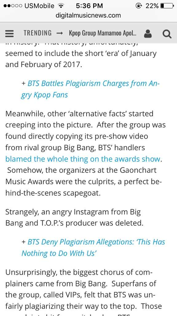 BTS Accused of Fake Fame? | ARMY's Amino